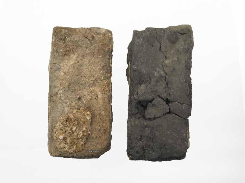 Burnt brick